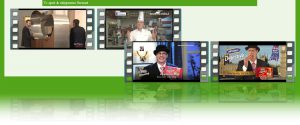 TV spot & telepromo format