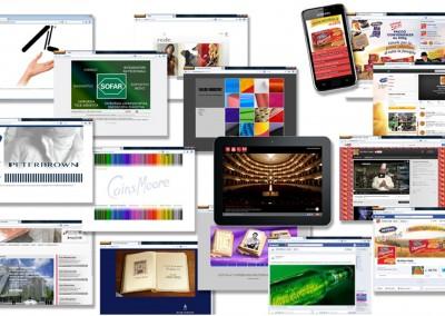 Web & Social Platforms