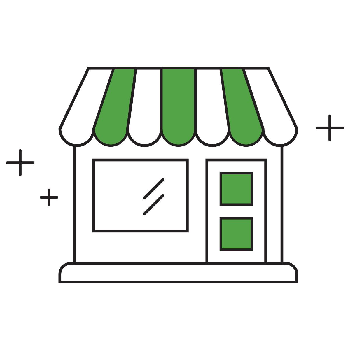 Materiali per il punto vendita (POP)